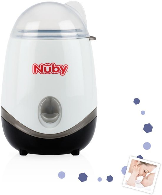 Nûby – Natural Touch | 3-in-1 flessenwarmer